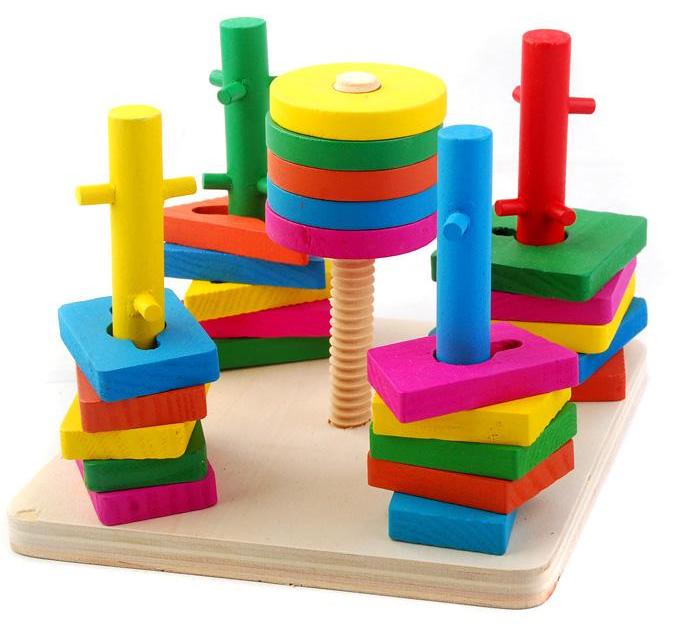 เลือกของเล่นไม้อย่างไรให้เด็กได้รับประโยชน์มากที่สุด