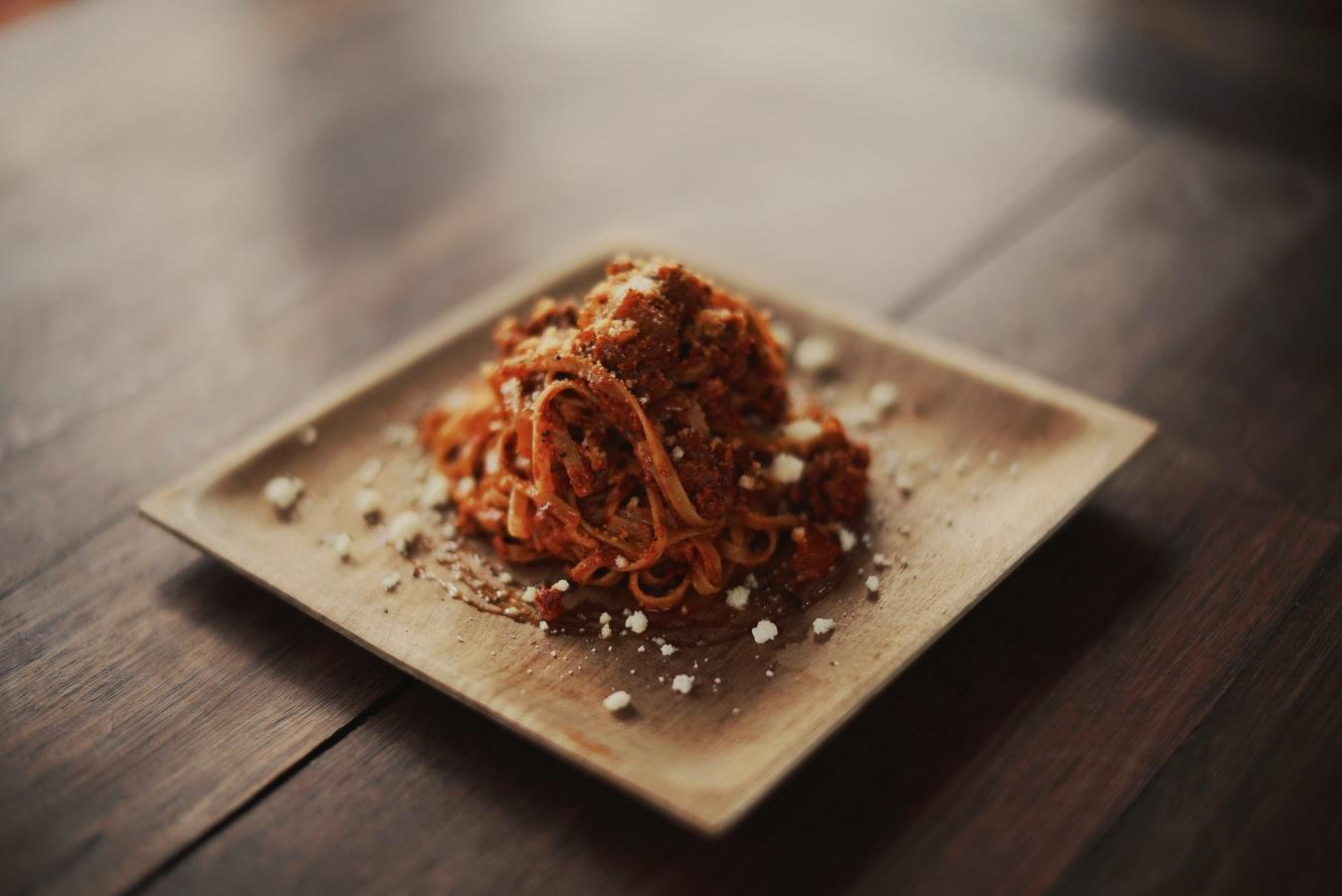 เมนูสปาเก็ตตี้ก็เข้ากับอาหารตามสั่ง แนะนำเมนูประหยัดกับ foodpanda online
